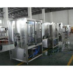Automatic Flavored Milk Filling Machine