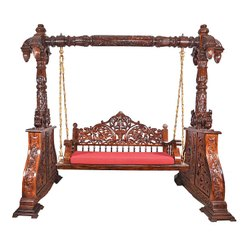 WOODEN ROSEWOOD SWING