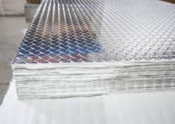 Aluminum Diamond Checkered Sheet