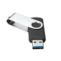 Metal Swivel USB Pen Drive