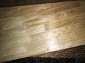 Brown Finger Joint Rubber Wood Board