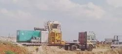 Trailer Heavy Machinery Transport Services