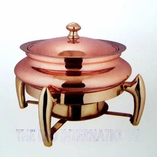Tli Copper New Design Chafing Dish
