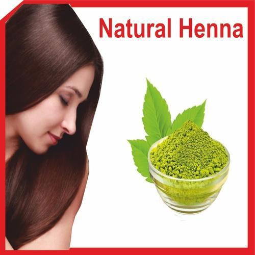 Green Henna Hair Color Powder for Personal