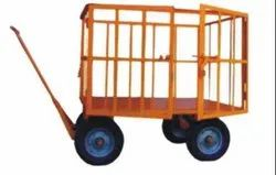 Door Type Platform Trolley