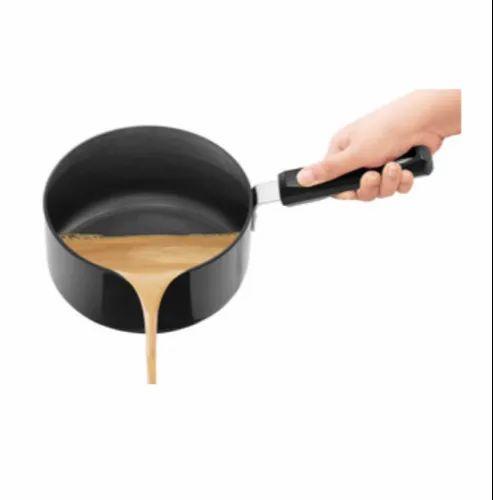 Futura Hard Anodised Sauce Pan 1.5 Litres