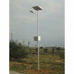 Single Arm Street Light Poles