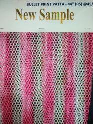 Bullet Print Patta Soft Fabric