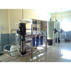 RO Mineral Water Plant, Number of Membranes in RO: 3