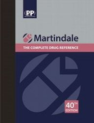 Martindale: The Complete Drug Reference Robert Buckingham 40th Edition