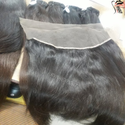 Indian Frontal Curly Bundle Human Hair