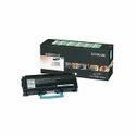 Lexmark, Black , Toner Cartridge, Model E460x11a