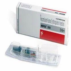 Erythropoietin Injection 2000 Mg
