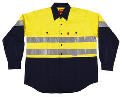 High Visibility Full Sleeves Shirt