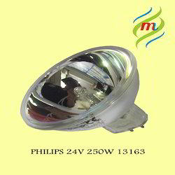 Philips 13163 250W GX5.3 24V 250W 1CT/10X5F Halogen Reflector Lamps