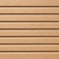 Solid WPC Decking