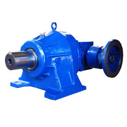 Bevel-Planetary Gearbox
