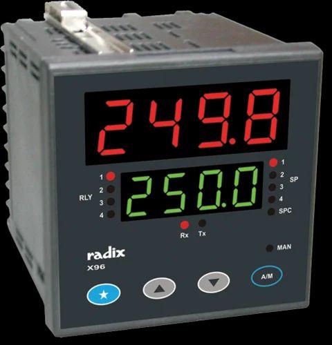 Digital temperature controller pxf series fuji electric.