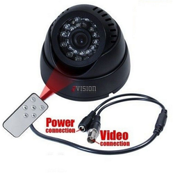 NPC Night Vision Card Based CCTV Recorder With Live View On TV