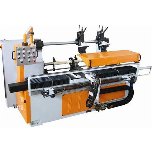 1200 PLC Operated Lathe Machine, Horizontal Lathe