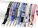 Satin Digital Printed Id Card Lanyard