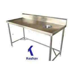Dish Landing Table SS