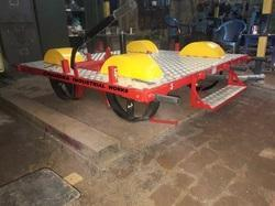Standard Gauge Railway Push Trolley