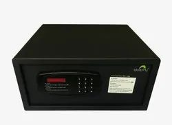 Black Laptop Size Hotel Guest Room Safes