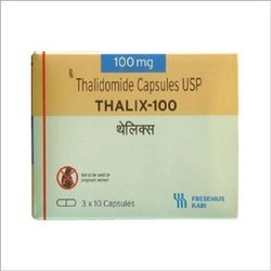 100 mg Thalidomide Capsule USP