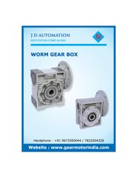 Industrial Right Angle Gearbox