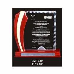 JMP 412 Award Trophy