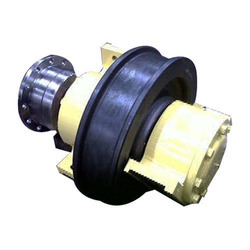 Heavy Duty EOT Crane L Block Wheel Assembly