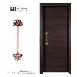 Copper Door Handle