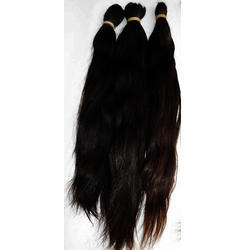 Black Virgin Human Hair