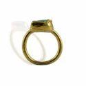 Turquoise Gemstone Finger Rings