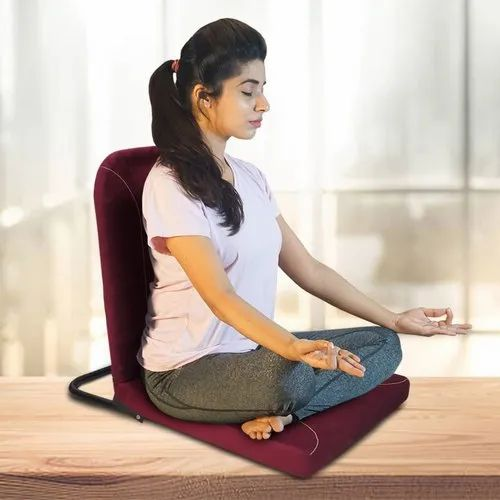 Meditation Amp Yoga Chair Right Angle Back Support