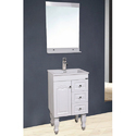 PVC Transitional Bathroom Vanities Cabinet