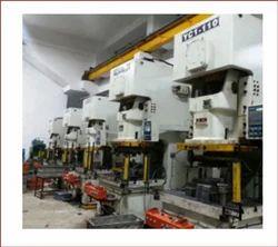 Sheet Metal Pressing Components