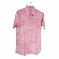 Cotton BR Enterprises Printed Shirt