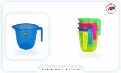 Plastic Bathing Mug