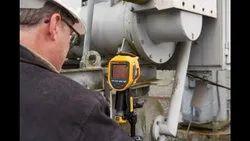HT Breaker Pole SF6 Gas Leakage Arresting Work