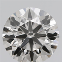 1.00ct Lab Grown Diamond CVD H VS1 Round Brilliant Cut IGI Certified Stone
