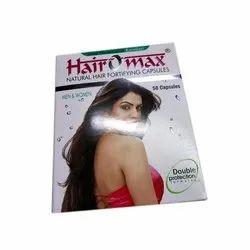 Women Hair Omax Natural Hair Fortifying Capsule for Hare Care, Packaging Type: Strips