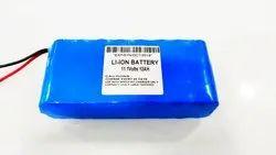18650 11.1V 12Ah Lithium Ion Battery