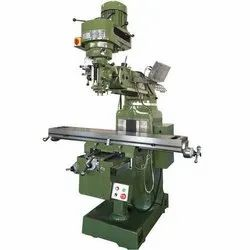 2.2kW Round Head Vertical Turret Milling Machine MODEL: 4KS