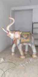 Wedding Elephant Statue