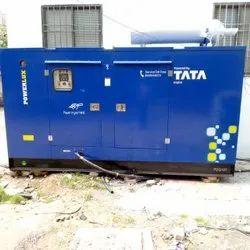 82.5 kVA Tata Powerlux Silent Diesel Generator
