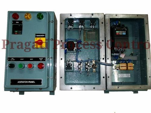 Galvanized Aluminium Stainless steel Flame Proof Electrical Panel, IP Rating: IP55