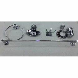 Stainless Steel Bathroom Accessories Set