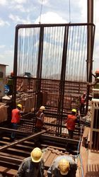 Industrial Construction Works